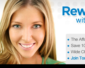 Reward Yourself with Dental Savings